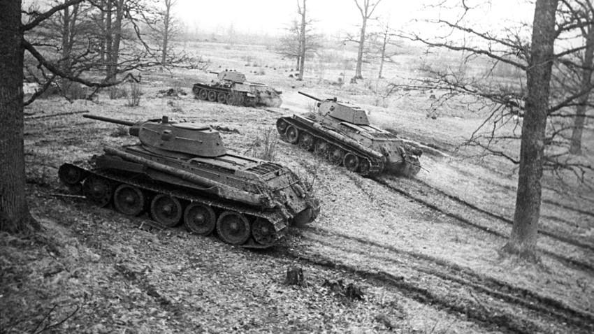 Ko je bio najbolji saveznički tenkista u Drugom svetskom ratu?