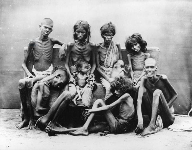 Britanci za 185 godina vladanja Indijom pobili i umorili glađu 85 miliona ljudi