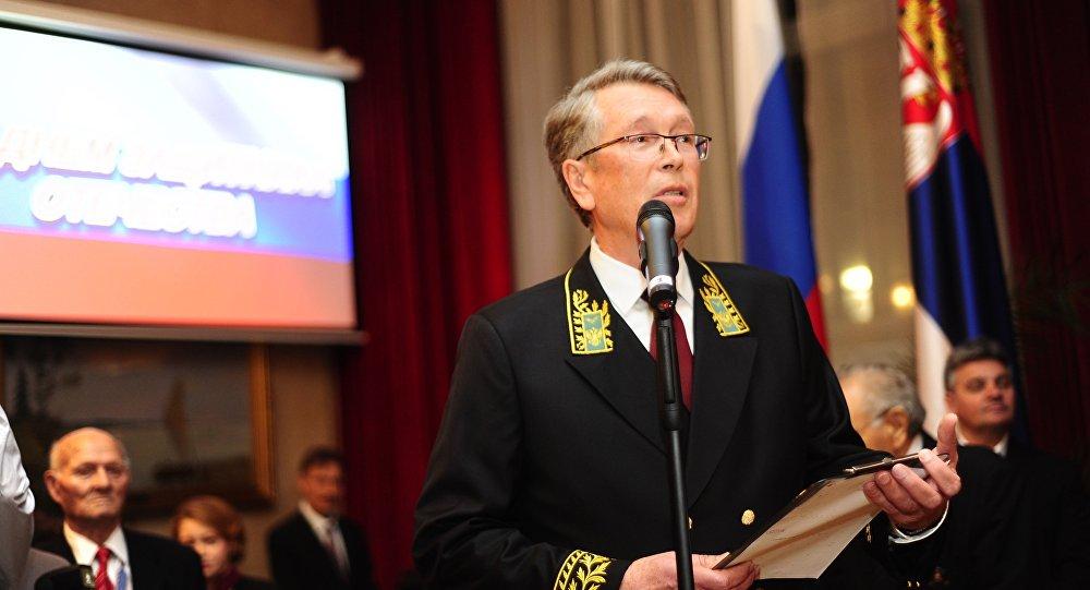 Чепурин: Београд налази под ултимативним притиском традиционалних србомрзаца