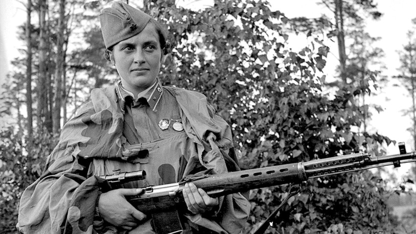"""Дванаест совјетских жена које су """"запржиле чорбу"""" нацистима"""