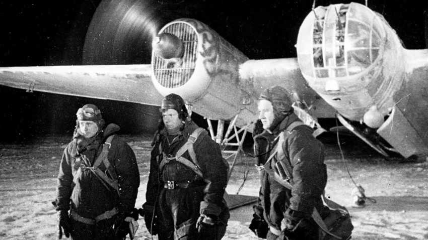 Зашто су совјетски пилоти бомбардовали Берлин када су нацисти већ стигли скоро до Москве?