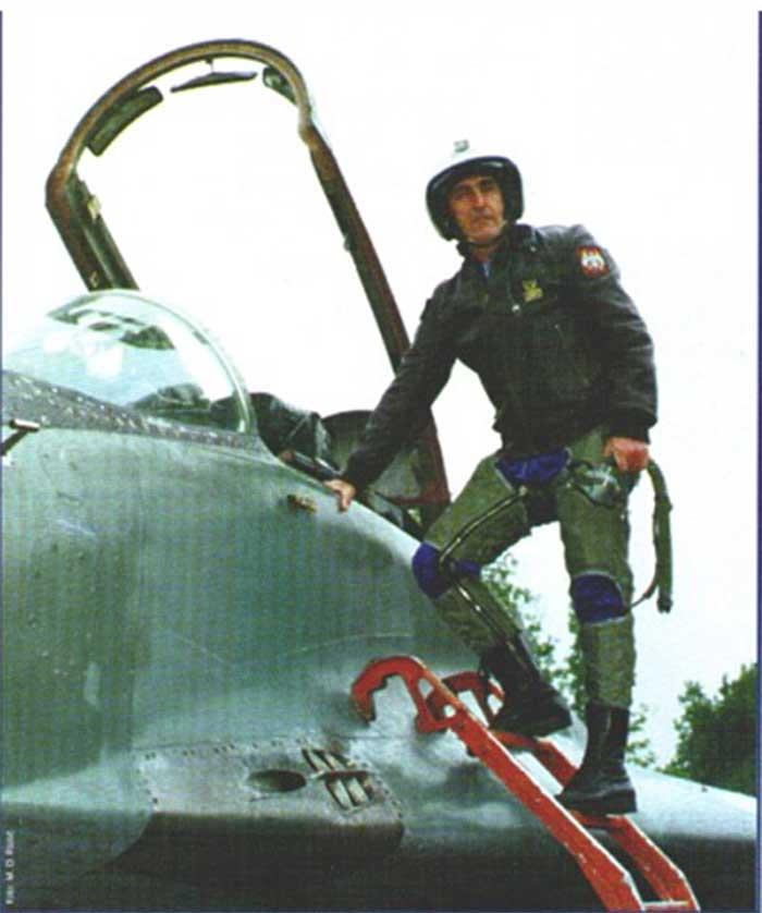 Vitez našeg neba će opet leteti - general-pukovnik Ljubiša Veličković