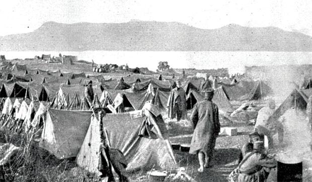 Jedinstvena komanda u Solunu