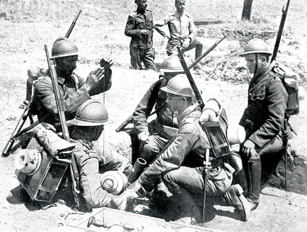 Nemci i Bugari beže iz Bitolja