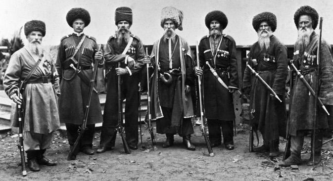 """""""Kozak"""" znači """"slobodan"""": istorija ruskih kozaka do 20. veka"""