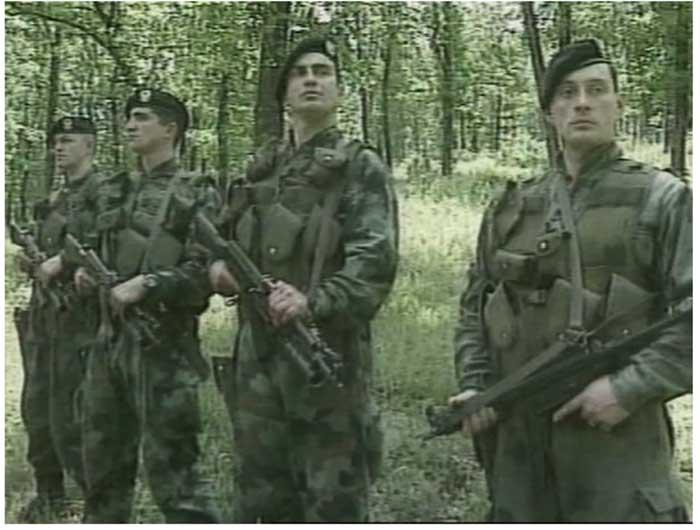 """Srbski """"Sokolovi"""" oterali specijalce NATO-a: Agresija je počela ranije"""