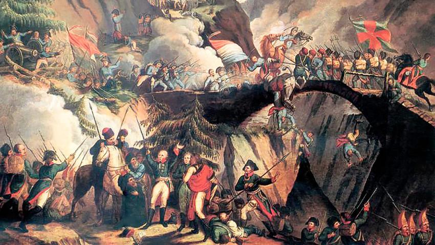 Prelazak Đavoljeg mosta: Kako se Rusija borila za nezavisnost Švajcarske