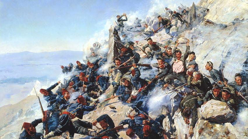Како је руска победа над Турском донела слободу Словенима Балкана и зашто се многи са тим не слажу?