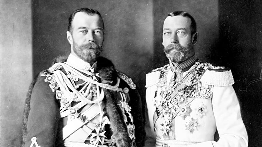 Како је британски краљ Џорџ V издао последњег руског цара?