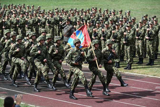 Служење војног рока, спас за Србију