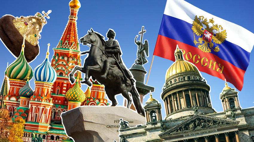 Како се идеологија у Русији мењала кроз векове?