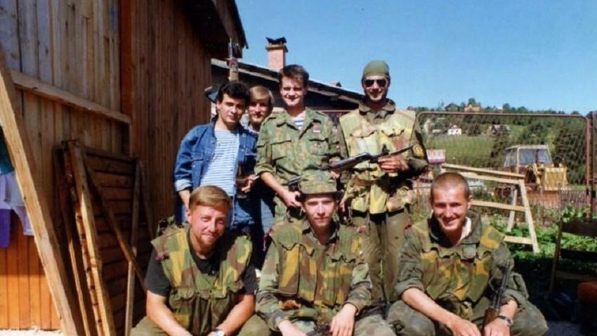 Сећања руског добровољца на рат 90-их: Нашао сам Бога у молитвама на србском језику