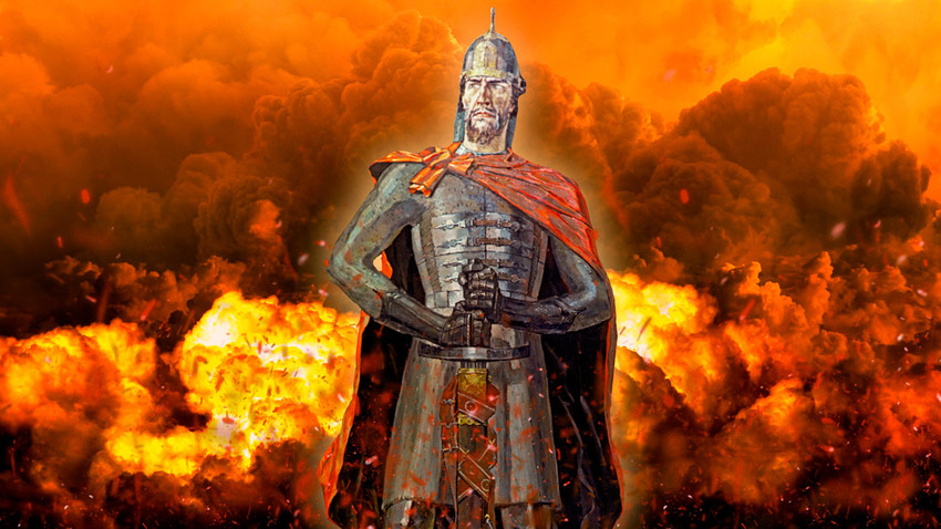 Četiri ruska heroja – od srednjovekovnog kneza do čuvara piste u 21. veku