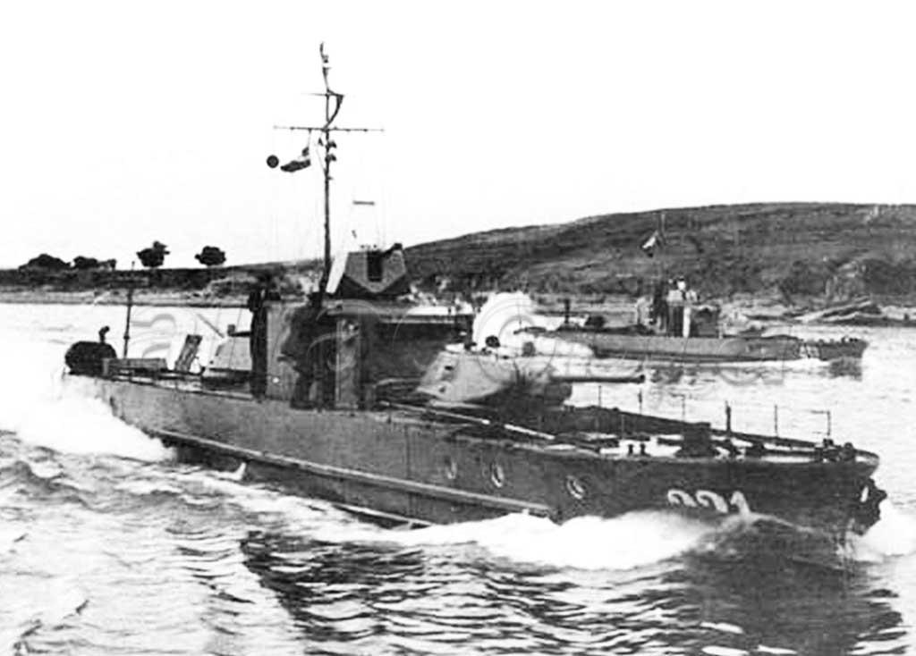 Dejstva Dunavske flotile SSSR-a u Drugom svetskom ratu