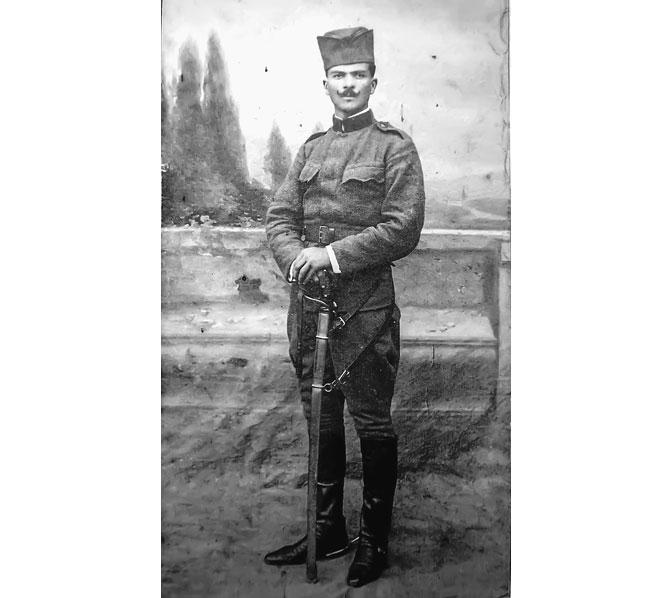 Ovejani Srbin, Vladimir Fijat