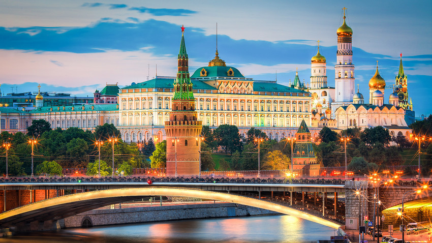 Како је московски Кремљ постао главни симбол власти у Русији?