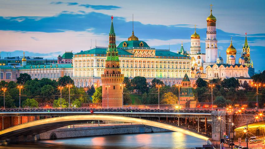 Kako je moskovski Kremlj postao glavni simbol vlasti u Rusiji?