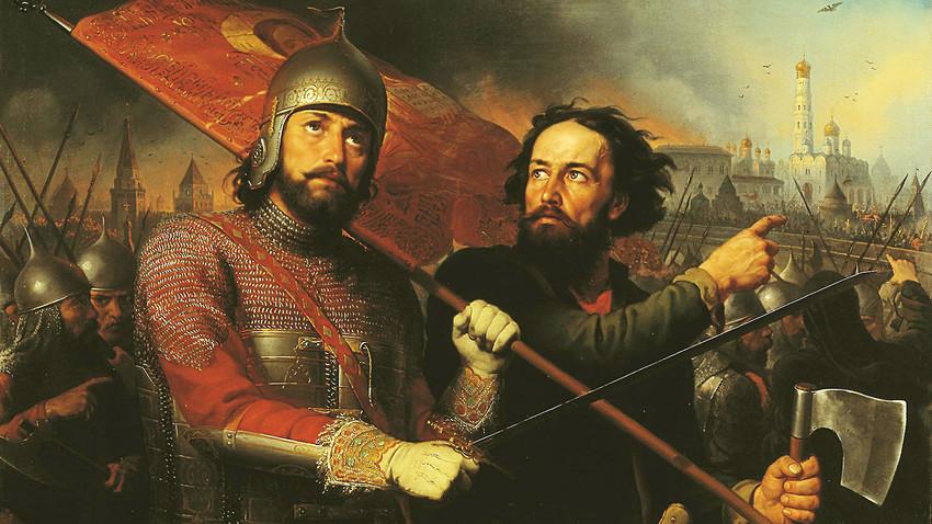 Четири пресудна догађаја руске средњовековне историје