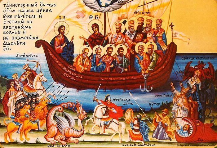 Ukrajina: Metode borbe protiv crkve