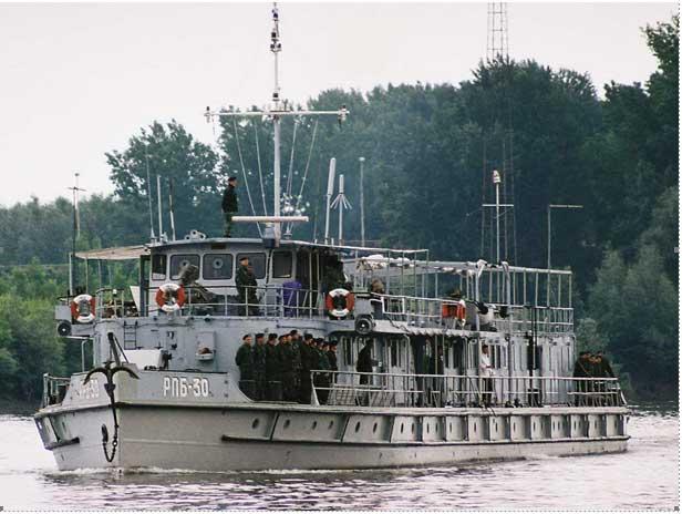Дунавска лепотица