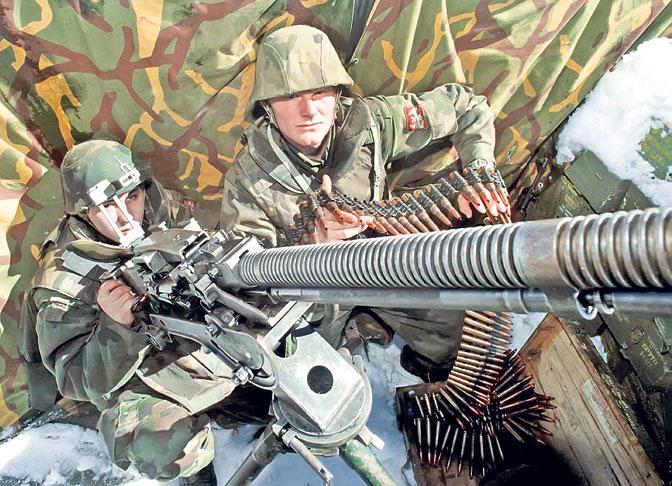 Кошаре: Јачи од ОВК пешадије и НАТО авијације