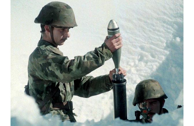 Rat na Košarama počeo je 30. septembra 1998.