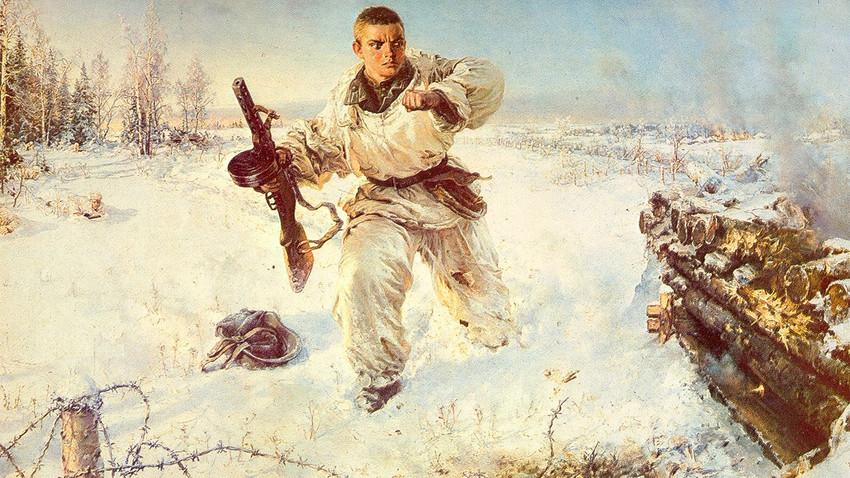 Како су робијаши Гулага бранили отаџбину у Другом светском рату