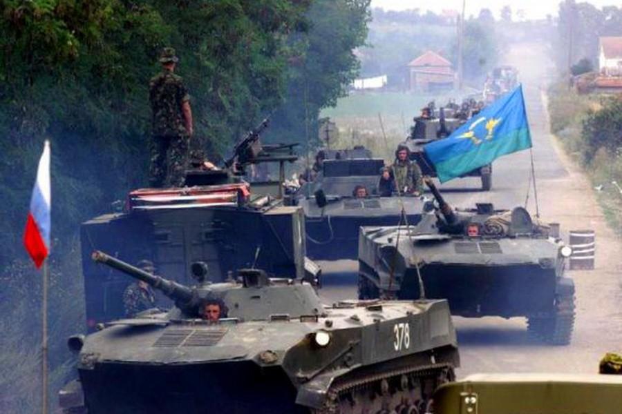 Руси долазе: Из ратног дневника команданта Треће армије