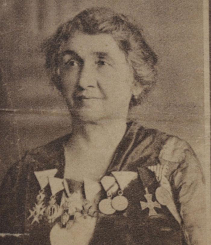 Прва србска добровољна болничарка