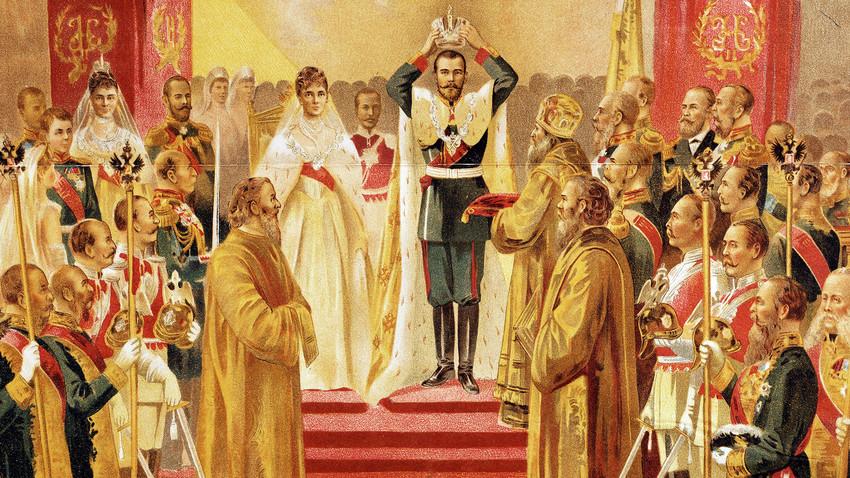Венчање са царством и народом: Како су крунисали руске цареве