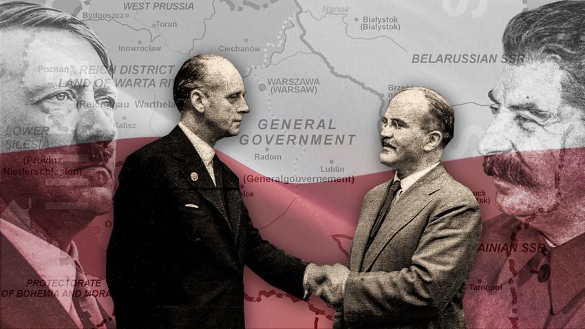 Zašto je SSSR potpisao pakt sa Hitlerom?
