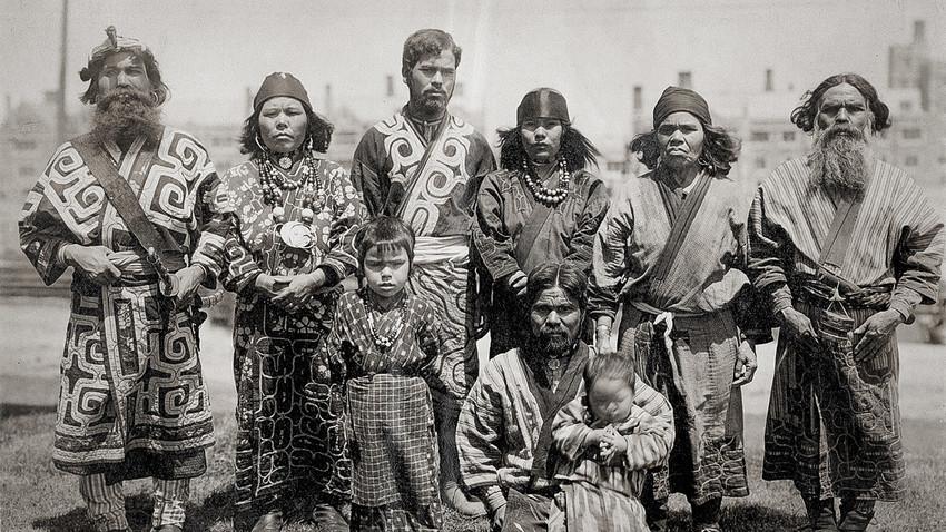 """Kakav je to zagonetni narod Ainu, """"kosmati Kurilci"""" između Rusije i Japana?"""
