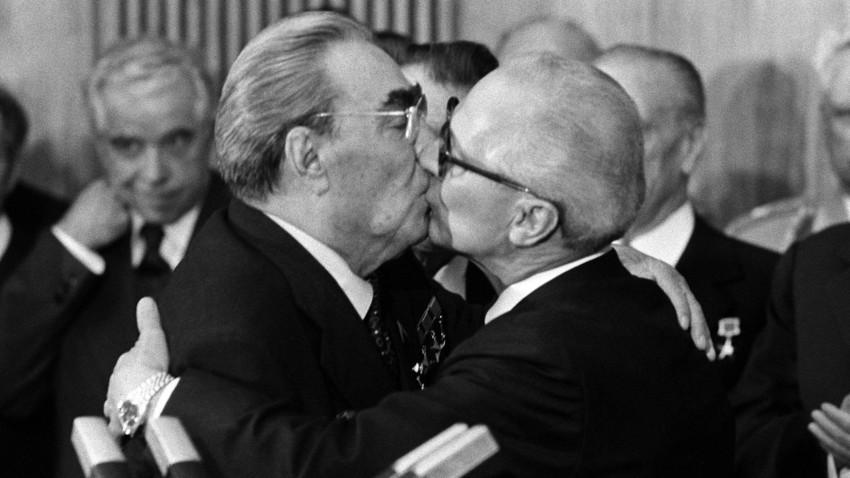 Које су светске вође били највећи пријатељи Совјетског Савеза