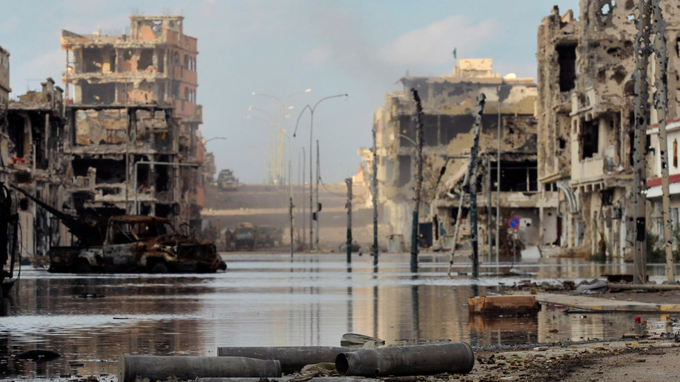 """RT: SAD se usuđuju da se žale na """"destabilizujuće rusko prisustvo"""" u Libiji, razorenom NATO promenom režima"""
