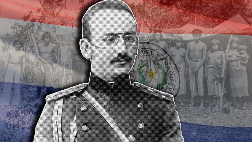 Indijanci su ga poštovali kao božanstvo: Kako se beli ruski general borio za Paragvaj