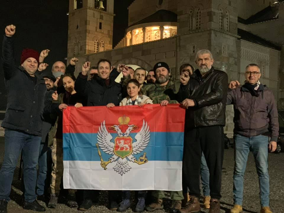 Милачић: Ђукановић са својом страном свитом растура темеље праве и исконске Црне Горе, неће у томе успети