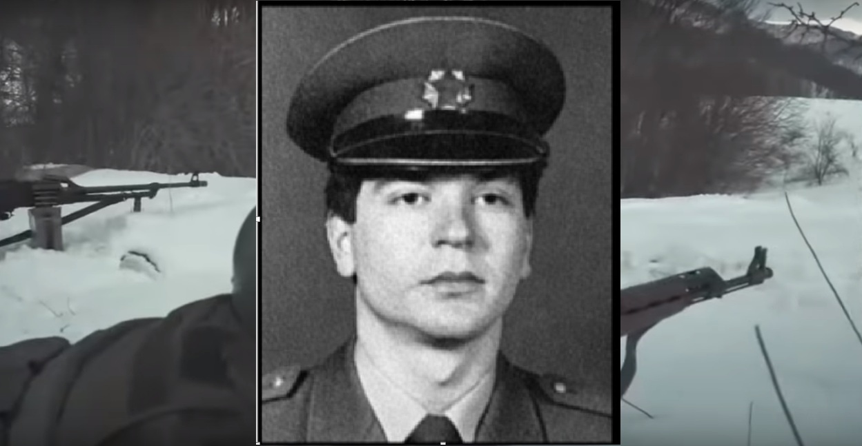 Kapetan Krunoslav Ivanković poginuo braneći čast i slobodu