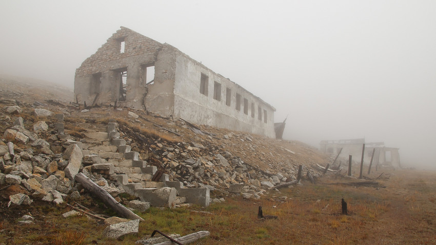 Шта се данас налази на месту логора Гулага?
