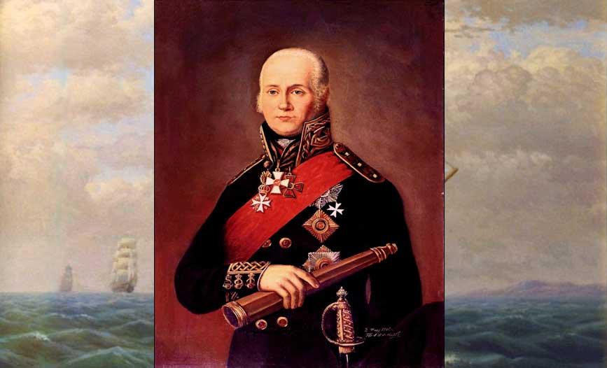 Адмирал Фјодор Фјодорович Ушаков: Светац Руске православне цркве