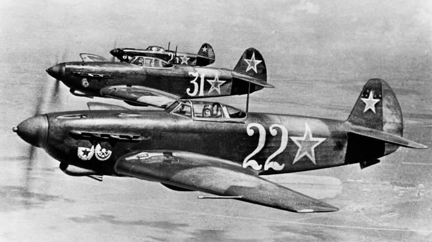 Sovjetska dominacija na nebu: Pet najboljih aviona iz Drugog svetskog rata