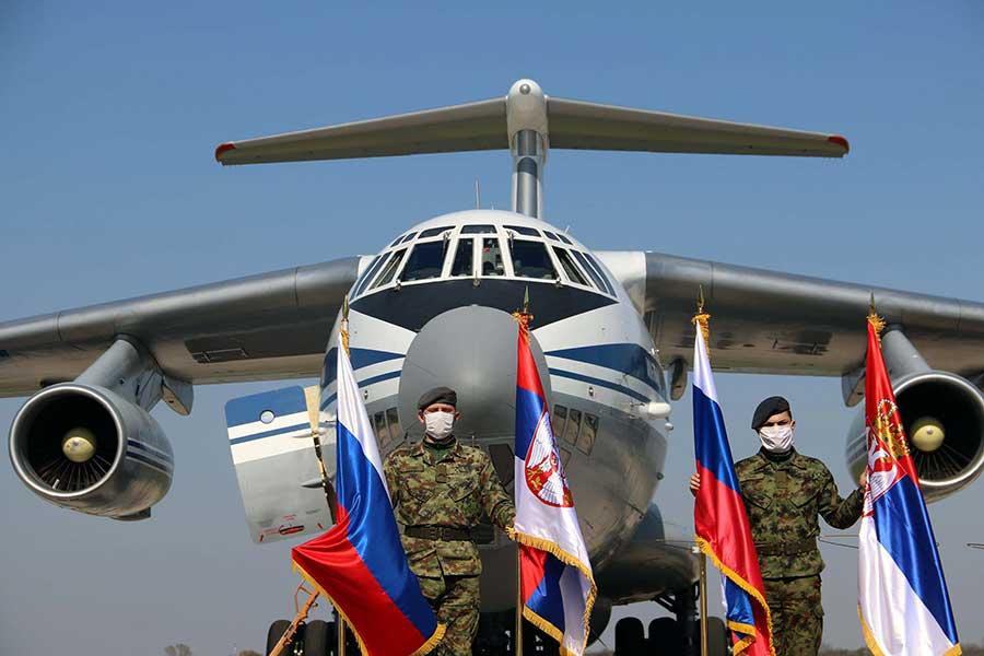 Помоћ Русије и Кине сахранила европски сан Србије?