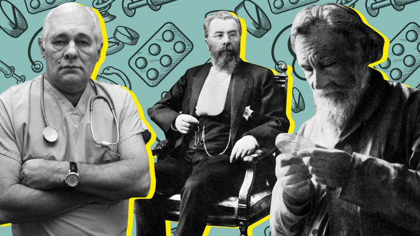 Pet podviga ruskih lekara: Legendarni primeri iz bliže i dalje prošlosti