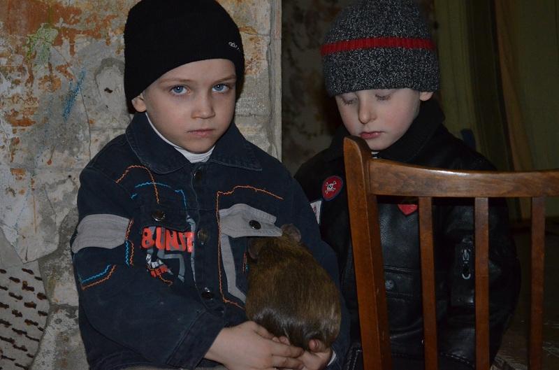 Како деца Донбаса дочекују 1. јун, Међународни дан заштите деце