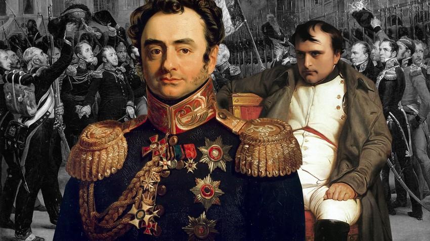 Kako je ruski general spasao život Napoleonu