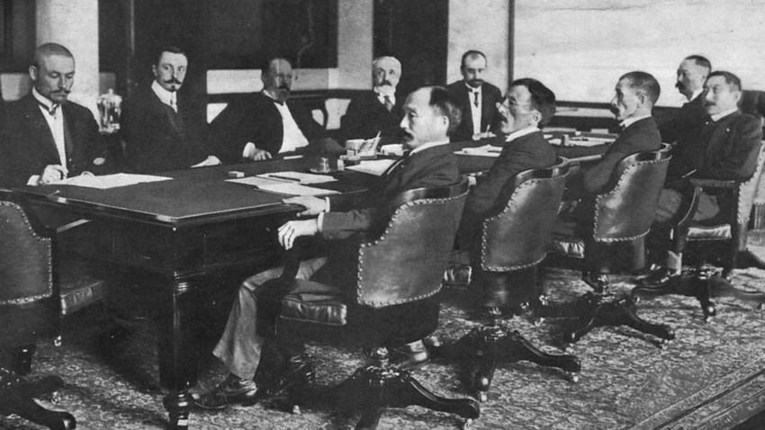 Пет чињеница о споразуму којим је окончан катастрофални рат између Русије и Јапана