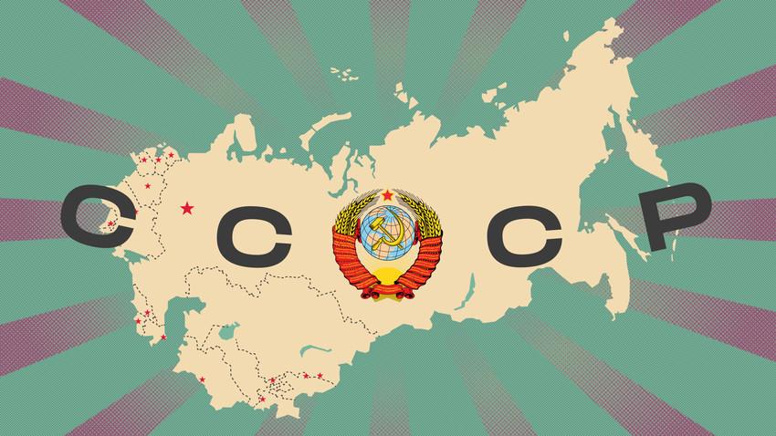 Како је из пепела Руске империје никао СССР?