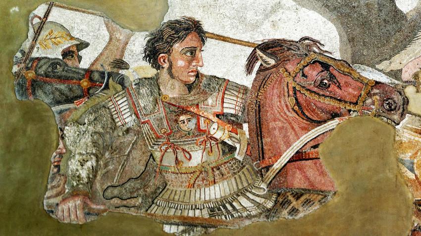 Маршал Жуков о неуспешном походу Александра Македонског на Индију