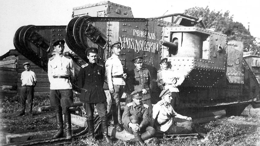 Kako je propuštena poslednja šansa za rušenje boljševika u Rusiji