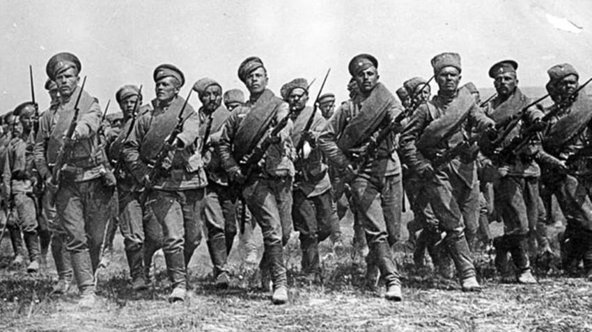 Четири сјајне победе руске армије у Првом светском рату