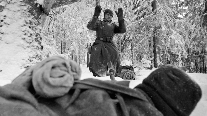 Како је Немцима пропао блицкриг код Москве 1941. године